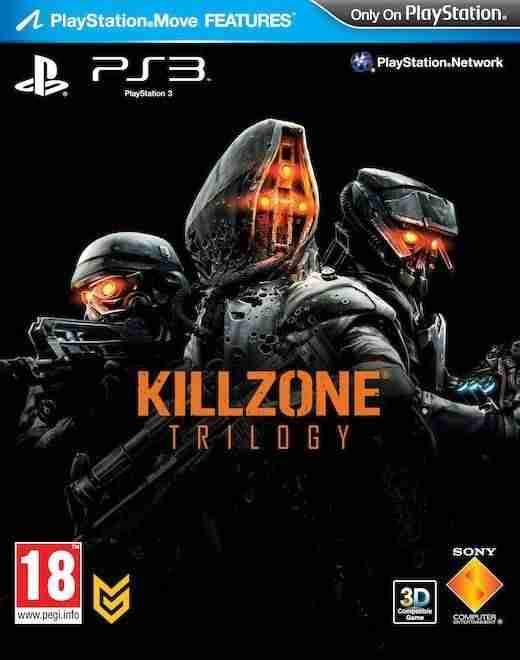 Descargar Killzone Trilogy [MULTI][Region Free][FW 4.3x][MARVEL] por Torrent